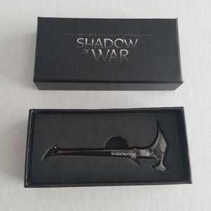 😎3/$15 New! Shadow Of War Bottle Opener